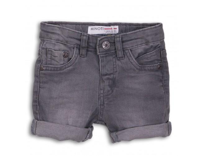 Къси панталонки за момче дънкови