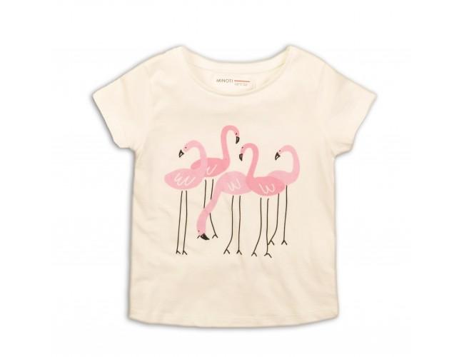 Minoti Блузка с къси ръкави Фламинго