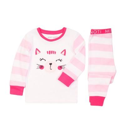 Minoti Пижамка за момиче с коте