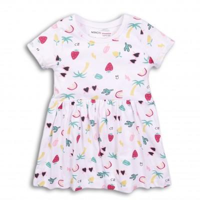 Minoti Детска рокличка трико