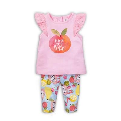 Minoti Комплект за момиче с плодчета