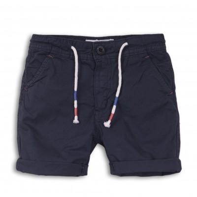 Minoti Къси панталони сини с връзки