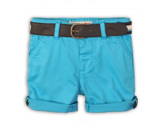 Къси панталонки за момче сини