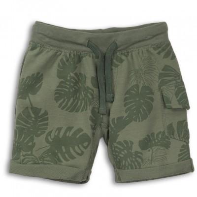 Minoti Къси панталони трико зелени