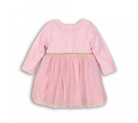 Бебешки рокличка с тюл