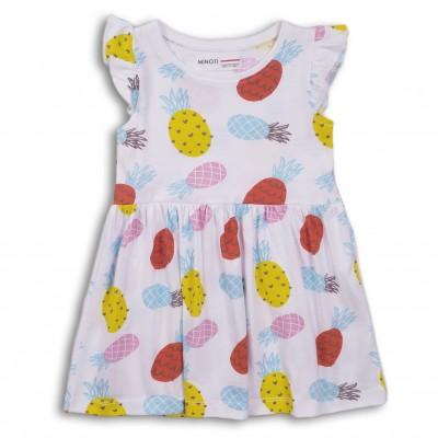 Minoti Детска лятна рокличка трико