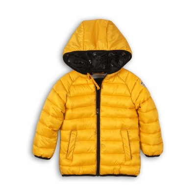Minoti Стилно яке жълто