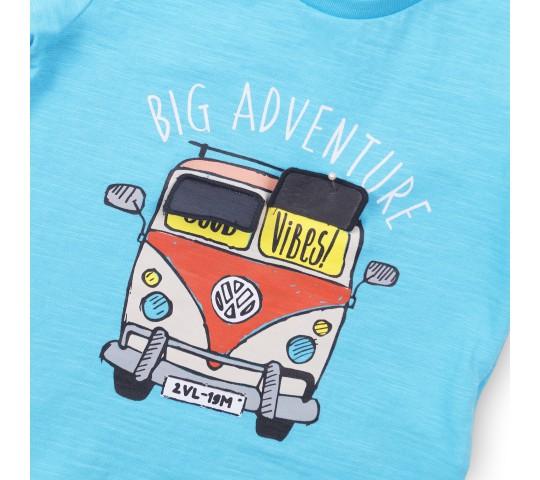 Minoti Тениска с автобус