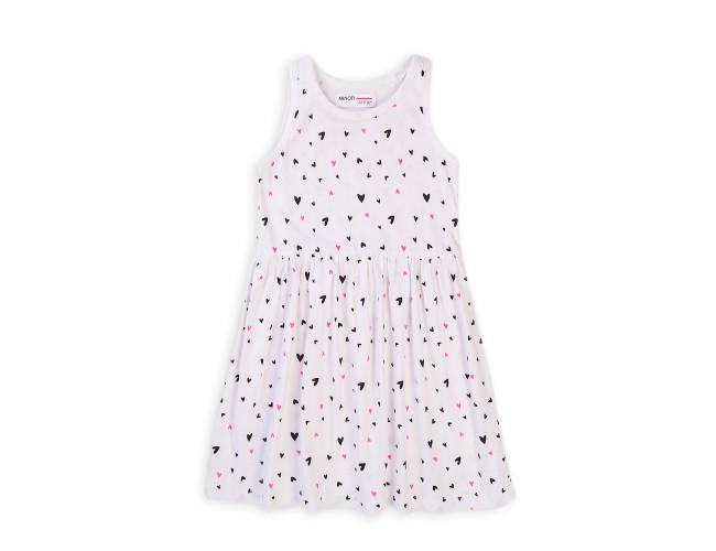 Лятна рокличка трико на Миноти