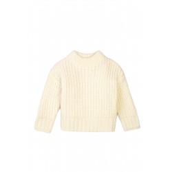 Minoti Пуловер плетен екрю