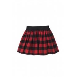 Minoti Карирана червена пола