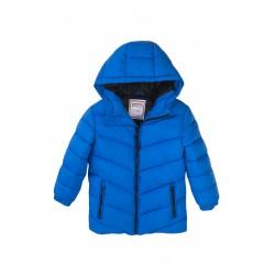 Minoti Зимно яке за момче светло синьо