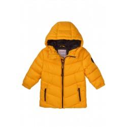 Minoti Зимно яке за момче жълто