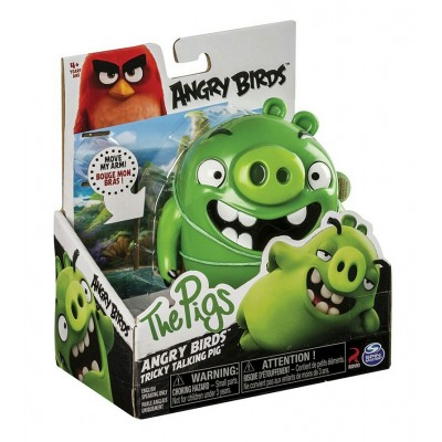Angry Birds Музикална фигура THE PIGS