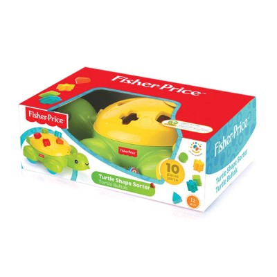 Fisher Price Костенурка Сортер