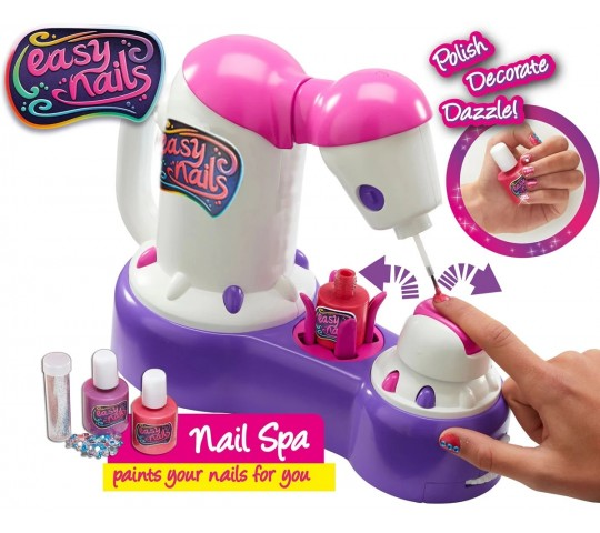 Спа салон за моден маникюр Easy Nails Spa