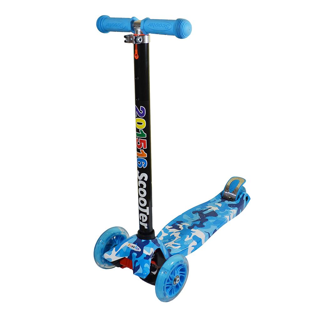 e8c326a7b0c Тротинетка скутер със светещи колела   Магазин за играчки Nevakids