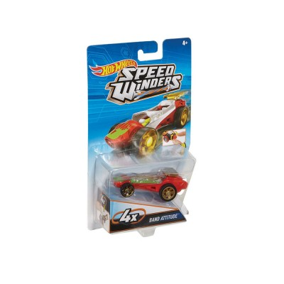 Hot Wheels - Кола Speedwinders
