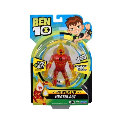 BEN 10 Базова фигурка Power up