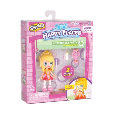 SHOPKINS Happy Places Кукла