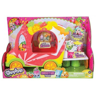 SHOPKINS SHOPPIES Бус за смути Smoothie bus