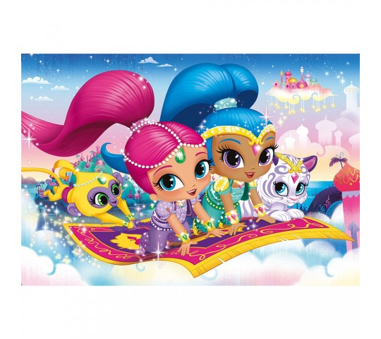 CLEMENTONI Пъзел MAXI Shimmer and Shine 30 части
