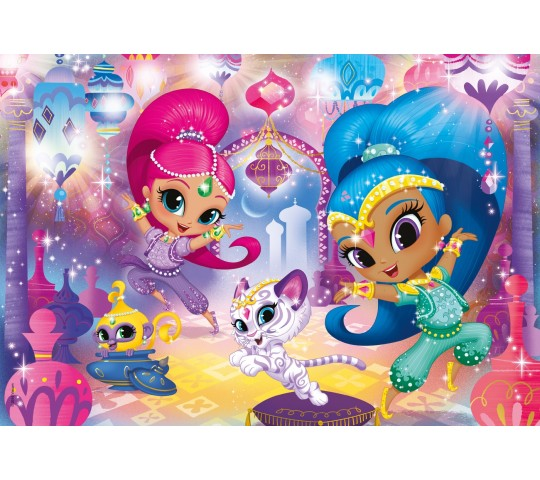 CLEMENTONI Пъзел Shimmer and Shine 60 части