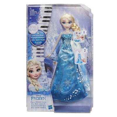 DISNEY FROZEN Кукла Елза пееща