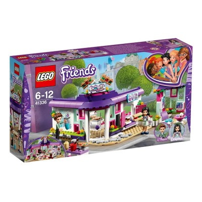 LEGO FRIENDS Кафенето на Emma