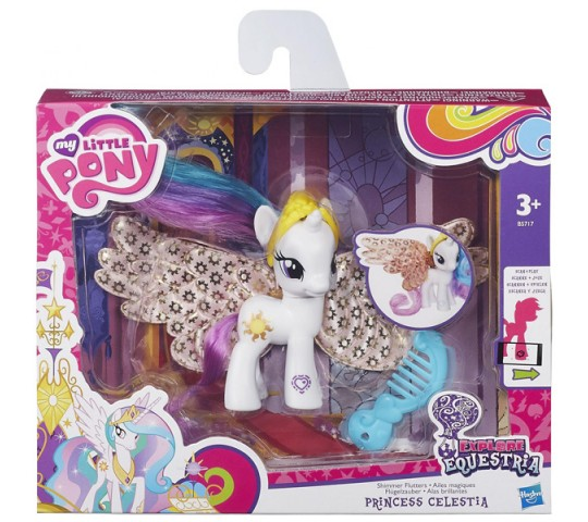 My Little Pony Пони Shimmer Flutters