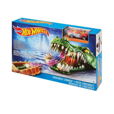 Hot Wheels писта Крокодил