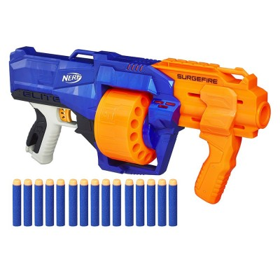 NERF N-Strike Elite Бластер SURGEFIRE