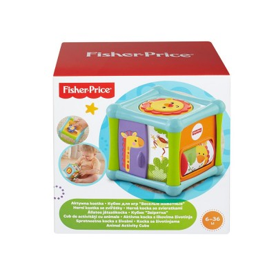 Fisher Price Куб с животни