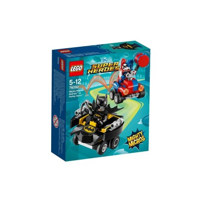 LEGO SUPER HEROES - Batman срещу Harley Quinn