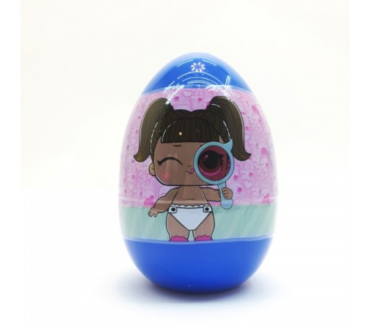 LOL Dolls Шпионка eye spy egg