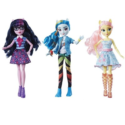 My Little Pony Кукла пони EQ Girls