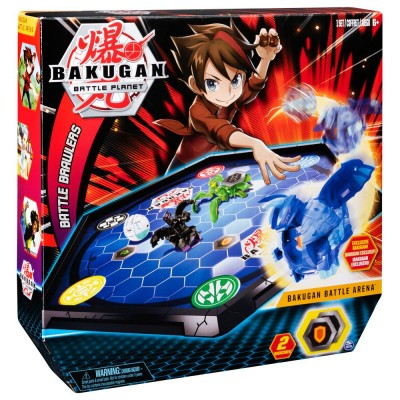 BAKUGAN BATTLE PLANET Арена с топче 1 бр.