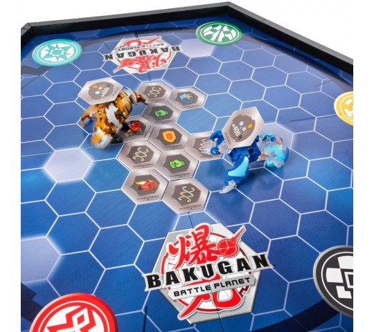 BAKUGAN BATTLE PLANET Арена с топче Бакуган