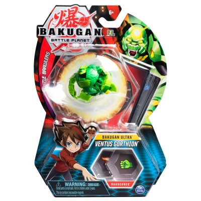 BAKUGAN BATTLE PLANET Топче ULTRA BALL
