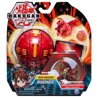BAKUGAN BATTLE PLANET - ULTRA BALL DEKA