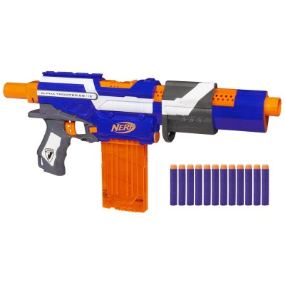 NERF N-Strike Elite Бластер ALPHA TROOPER