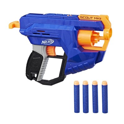 NERF N-Strike Elite Бластер SCOUT MKII