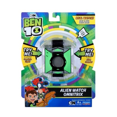 BEN 10 - Часовник Omnitrix Alien Watch