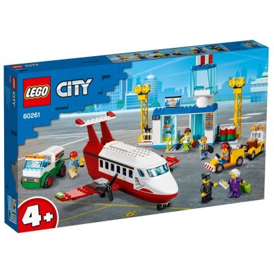 LEGO CITY Централно Летище