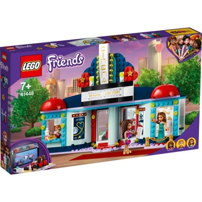 LEGO FRIENDS Кинозала в Хартлейк Сити