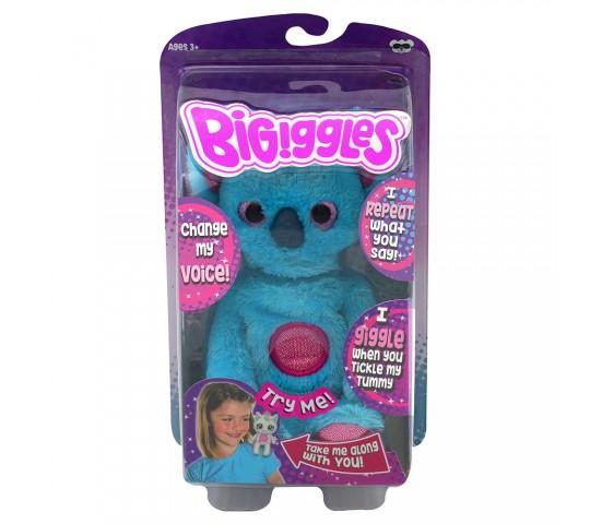 Плюшена повтаряща глас играчка Бигигълс