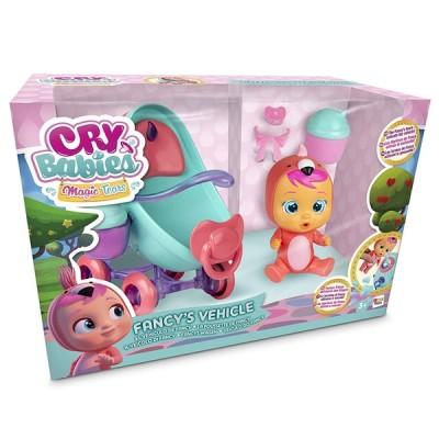 Cry Babies Magic Tears Количка с мини кукла