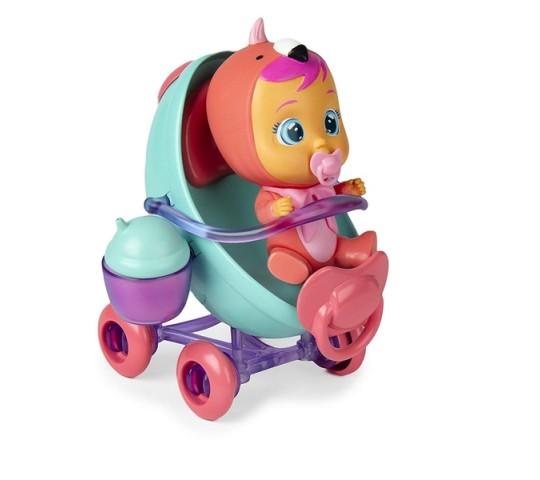 Количка с Плачеща Мини Кукла Бебе - Играчки от тв рекламите