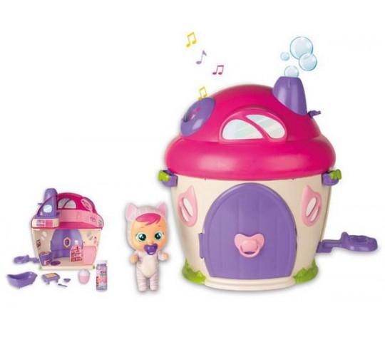 Къщичка с Плачеща Мини Кукла Бебе - Играчки от тв рекламите
