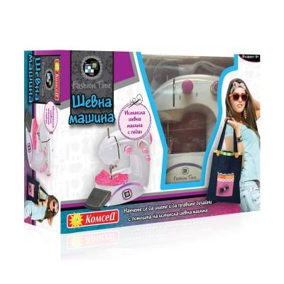 Детска шевна машина Fashion Time